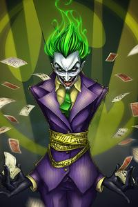 1242x2688 Joker Trapped