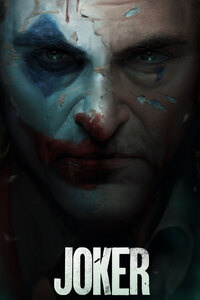 1080x2160 Joker Two Face Arts