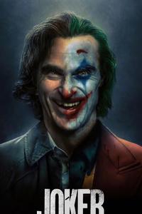 Joker Two Face Smile
