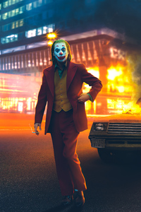 1125x2436 Joker Walk Of Fame