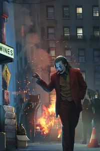 240x400 Joker Walking4k