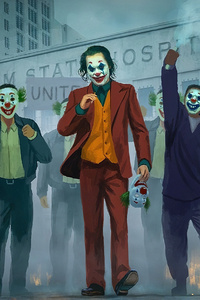 Joker We Are All Clowns