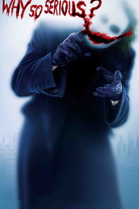 320x568 Joker Why So Serious