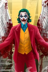 1080x2280 Joker Wings