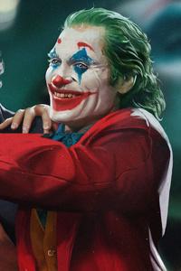 2160x3840 Joker Wins Oscar