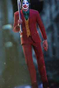 Joker X Fortntie