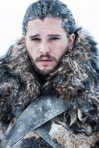 320x480 Jon Snow 4k