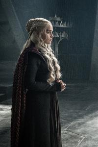 320x480 Jon Snow And Daenerys Targaryen