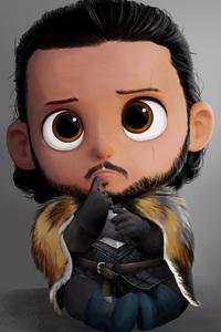 Jon Snow Artwork