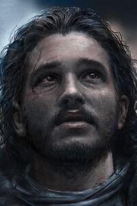 Jon Snow Best Art
