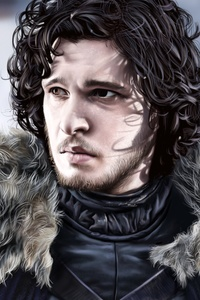 Jon Snow Fan Art