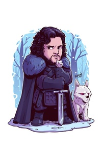 Jon Snow Minimal