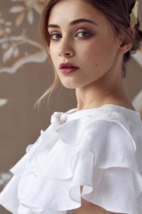 Josephine Langford Rose And Ivy Photoshoot