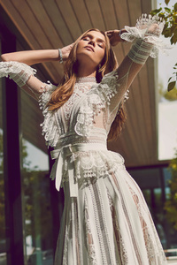 Josephine Skriver Hamptons Magazine 5k