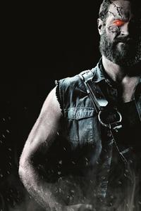 Josh Lawson As Kano Mortal Kombat Movie