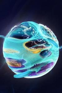 360x640 Joyful Planet 4k