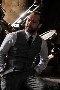 Jude Law Fantastic Beasts The Crimes Of Grindelwald 2018