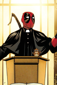 Judge Deadpool