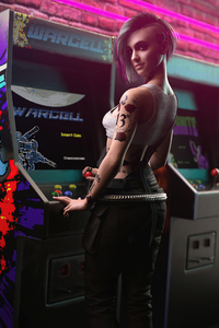 Judy Alvarez Cyberpunk 2077 4k