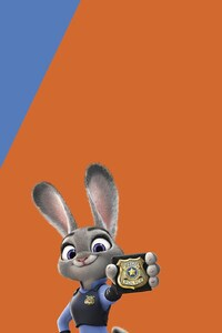 Judy Hopps And Nick Zootopia