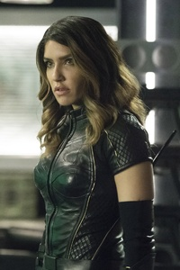 Juliana Harkavy As Dinah Drake In Arrow