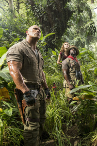 320x480 Jumanji Welcome To The Jungle 2017 Movie