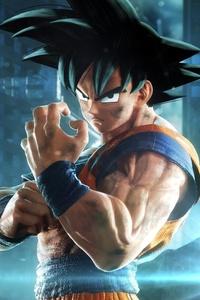 Jump Force Goku 4k