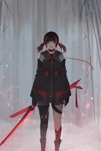 720x1280 Jun Anime Girl