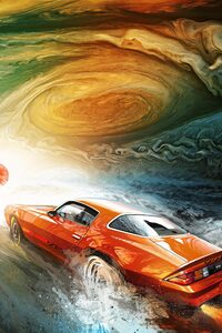Jupiter Race