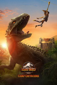240x320 Jurassic World Camp Cretaceous