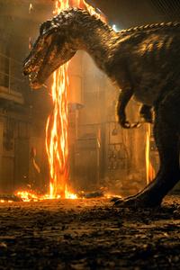 Jurassic World Fallen Kingdom 2018 Baryonyx 4k