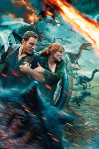 Jurassic World Fallen Kingdom 5k