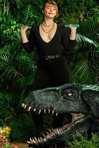 Jurassic World Fallen Kingdom In Entertainment Weekly