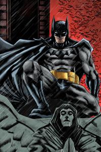 720x1280 Just A Batman Hanging Out 4k
