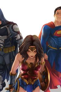 640x1136 Justice League 2019