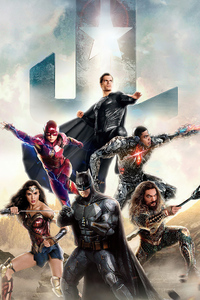720x1280 Justice League 2020 Arts New