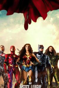 Justice League 4k 2021