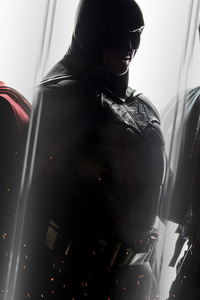 1242x2688 Justice League 4k Cosplay