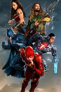 Justice League 5k 2017