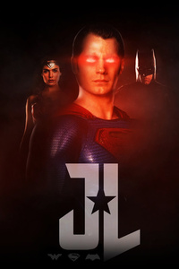 320x568 Justice League 8k Fan Art