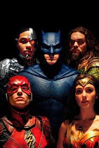 1242x2688 Justice League 8k