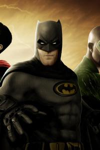 240x400 Justice League America