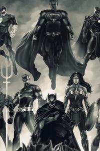 Justice League Dc Fandome 4k