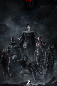 240x400 Justice League Heroes 2020