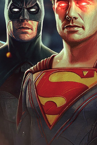 360x640 Justice League Heroes 4k