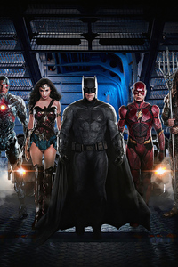 480x800 Justice League Member