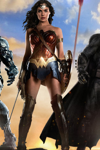 1080x2280 Justice League Movie New Poster