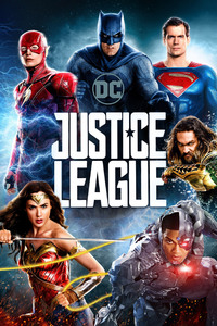 Justice League Movie Poster HD