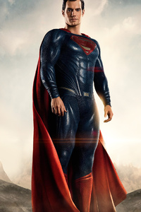 720x1280 Justice League Superman 4k