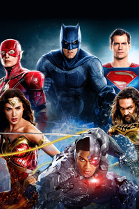240x400 Justice League Synder Cut 2021